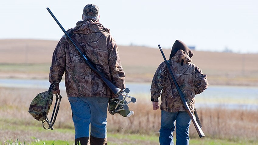Governor Christie Signs Apprentice Hunting Bill