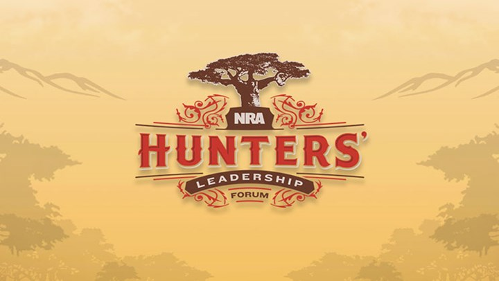 NRA Hunters' Leadership Forum Throws Social Media Punch for American Hunters