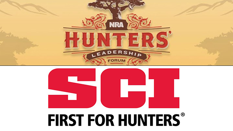 Partners in Battle: SCI Invites NRA Hunters' Leadership Forum to SCI Convention to Rally Troops for Cultural War on Hunting