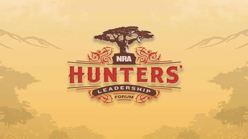 NRA Hunters' Leadership Forum Announces 2016 Dinner
