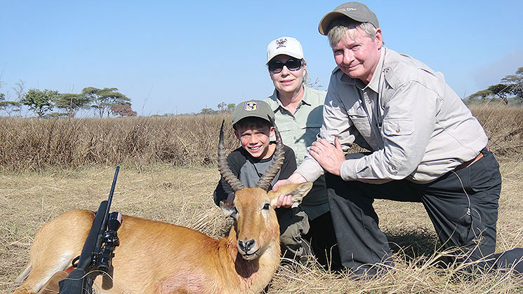 The Naturals: Houston Couple Combines Forces to Protect Hunting