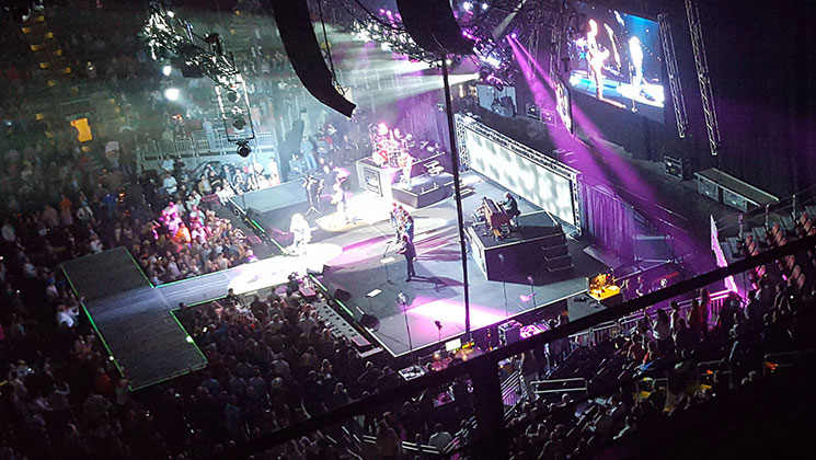 American Freedom Rings at NRA's Toby Keith Concert