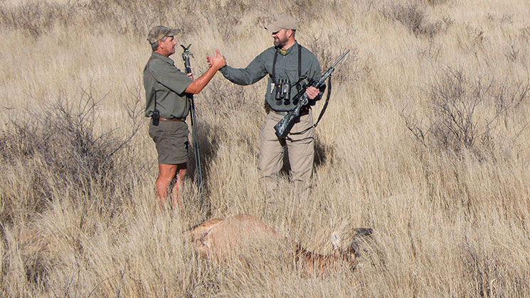 Hunters Contribute $426 Million to African Economy