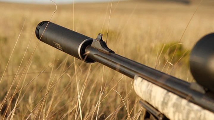 Suppressors Now Legal in NH and VT