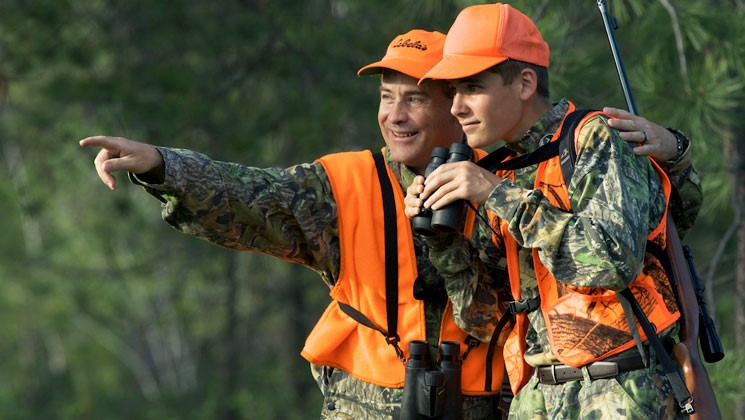 The Psychology of Hunting