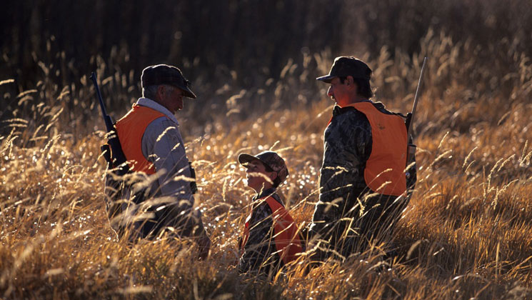 Families Afield Means More Hunters Afield