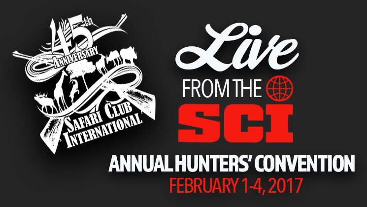 SCI Show Calling All Hunters to Vegas, Feb. 1-4
