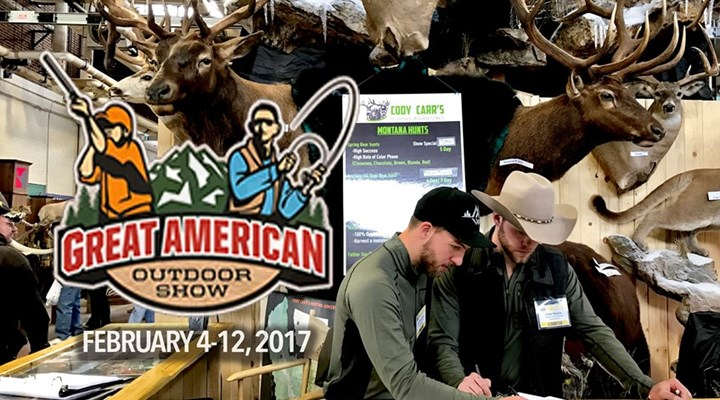 NRA's 2017 Great American Outdoor Show Draws Thousands