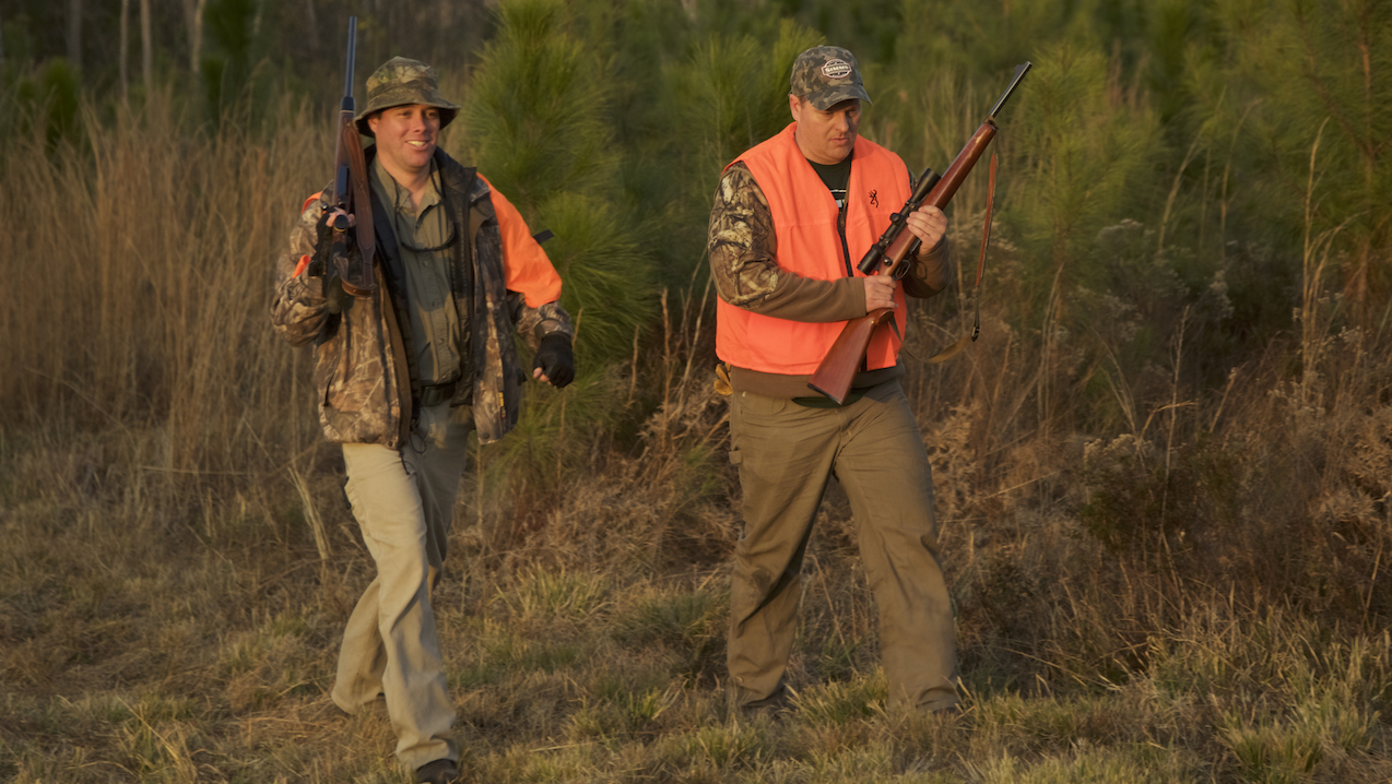 Take an Adult Squirrel Hunting