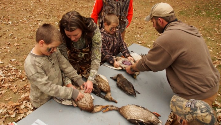 Number of Hunters Who Hunt Mostly for the Meat Still Grows