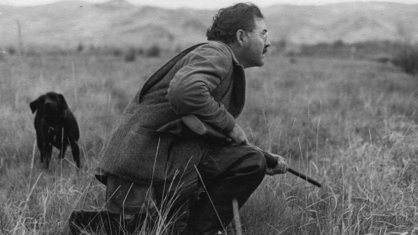What Hemingway Taught Us About Hunting and Ourselves