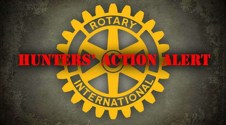 Stop Rotary International's Gun Ban Before July 1