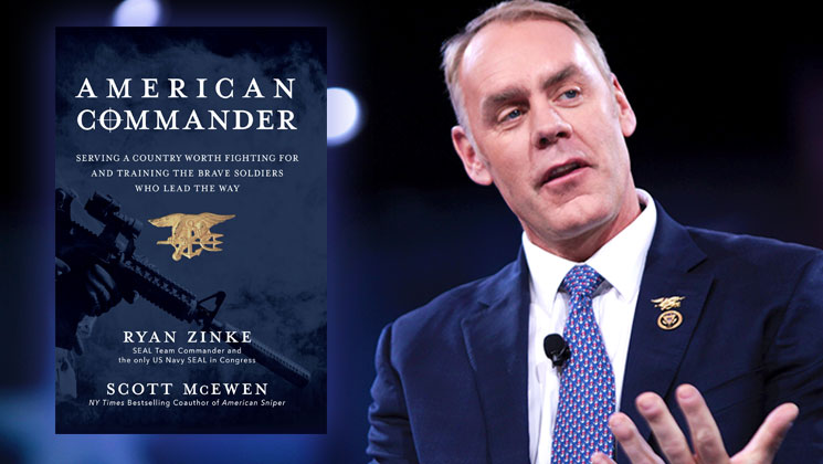 Zinke's New Book Reveals His Wildlife-Management Credo