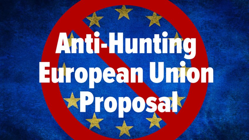 Hunters Have 48 Hours to Stop Germany EU Proposal
