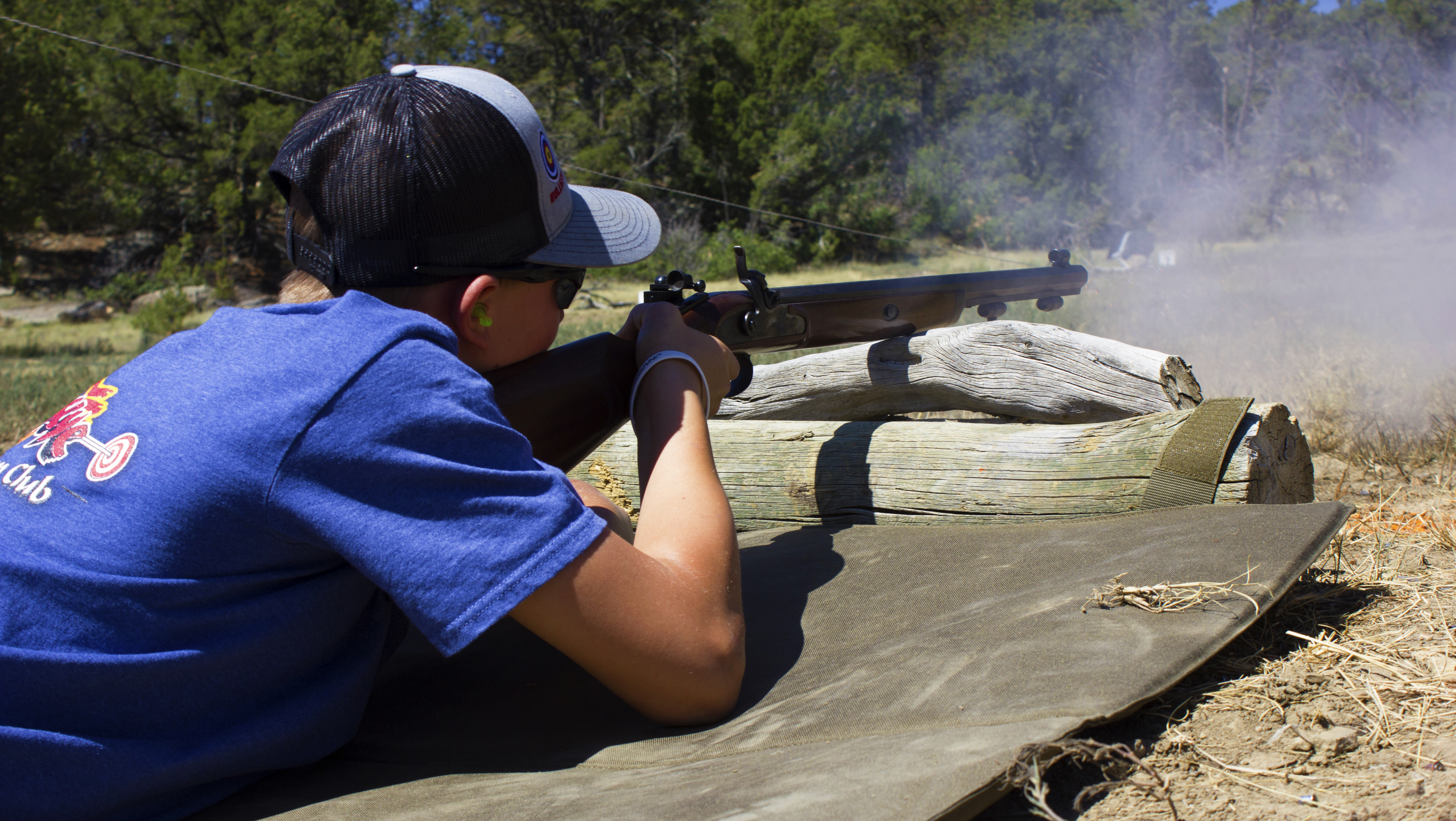 NRA Youth Hunter Event Sparks Fun and Friendly Competition