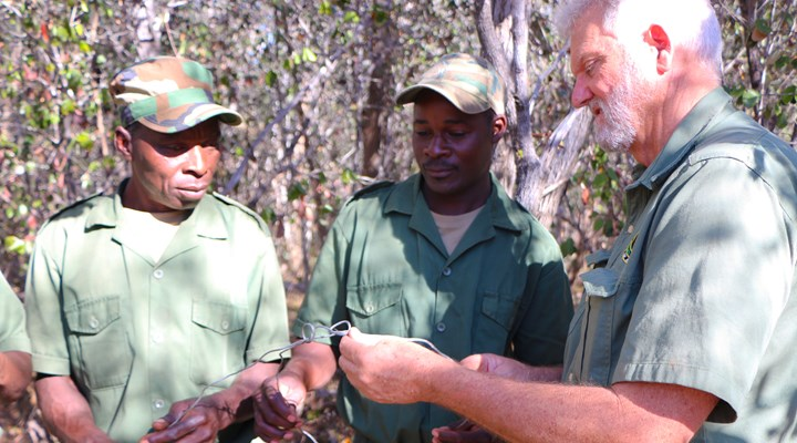 Hunters' Dollars Sustain Africa's Anti-Poaching Efforts