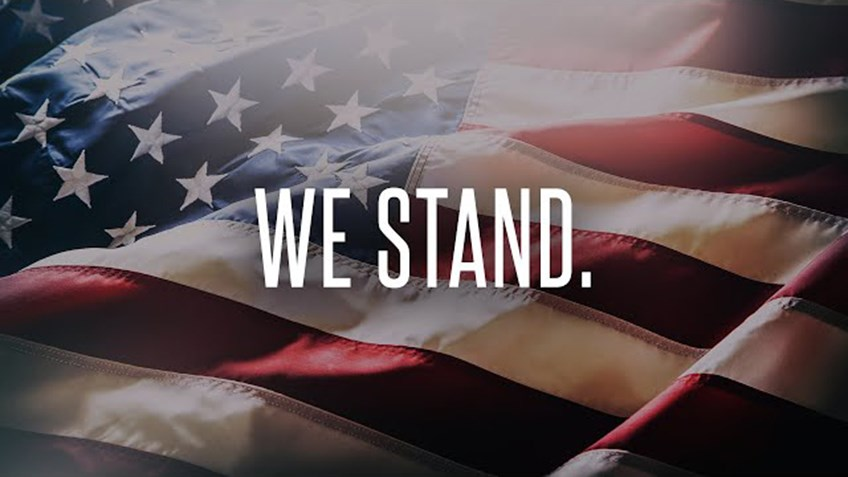 "New NRA ""We Stand"" Ad Evokes Patriotism and Pride"