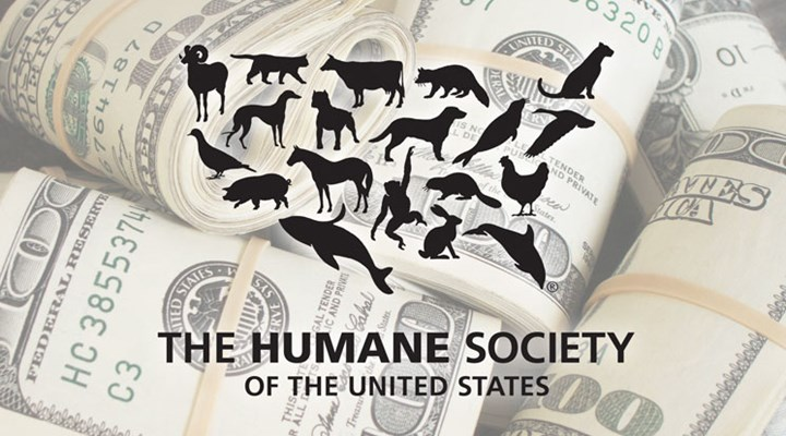 U.S. Taxpayer Dollars are Funding HSUS