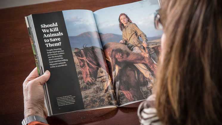 National Geographic Stops Just Short of Being Honest