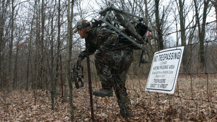 One Hunter to Another: An Officer's View of Trespassing