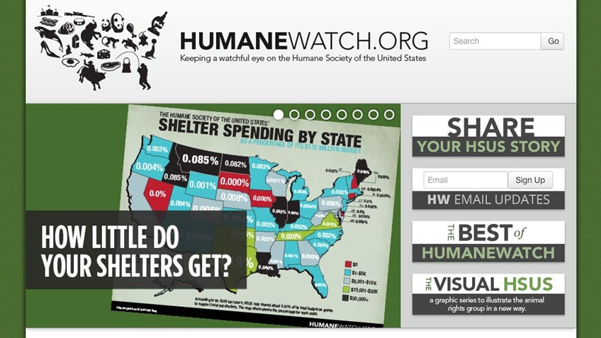 HSUS' Biggest Lie Exposed