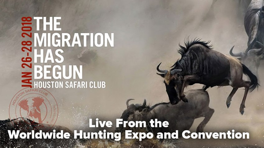 Houston Safari Club Hunting Expo Sets Stage for Family Fun