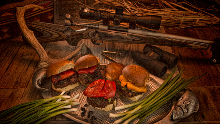 Game Meat Is Natural Choice for Hunting's New Generation