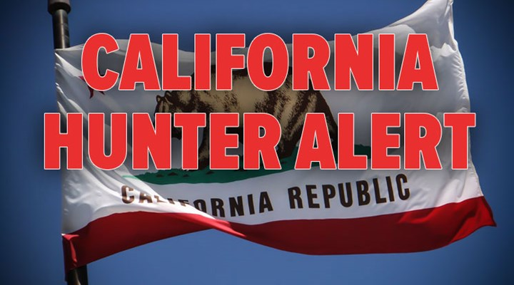 California Anti-Hunting Bill SB 1487 Advancing to Senate Floor
