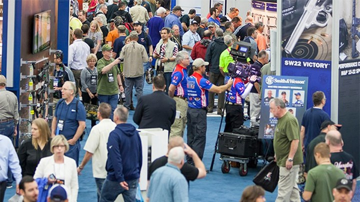 147th Annual NRA Show in Dallas Is a Family Affair, May 4-6