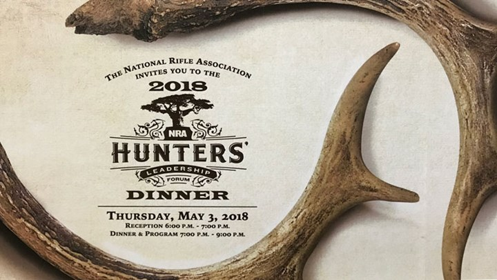 Premier NRA Hunters' Event Opens 2018 NRA Show in Dallas