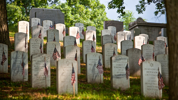 Observing Memorial Day