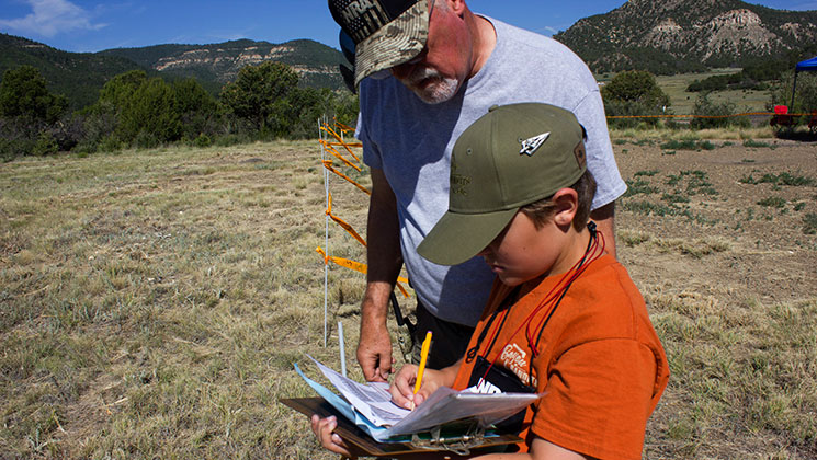 Volunteers are the Backbone of Hunter Education