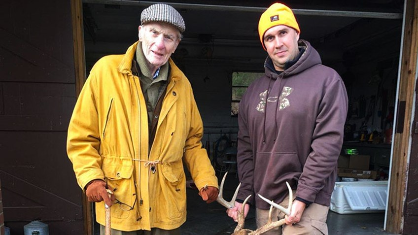 Purple Heart Recipient Heals through Hunting