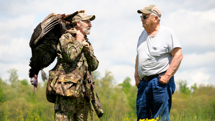 Sharing the Story of Hunters and Hunting