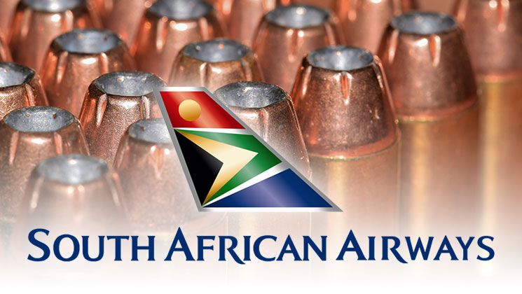 South African Air's New Ammo Rules Can Mean Confiscation