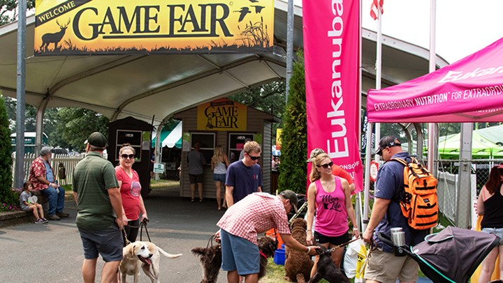 Minnesota's Game Fair 2018 Sets Stage for Hunting Season