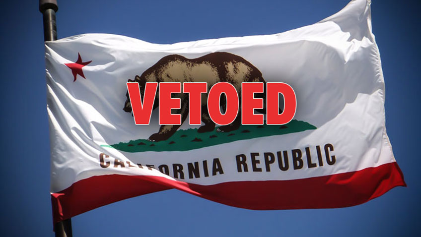 NRA Supports California Governor's Veto of Anti-Hunting Bill