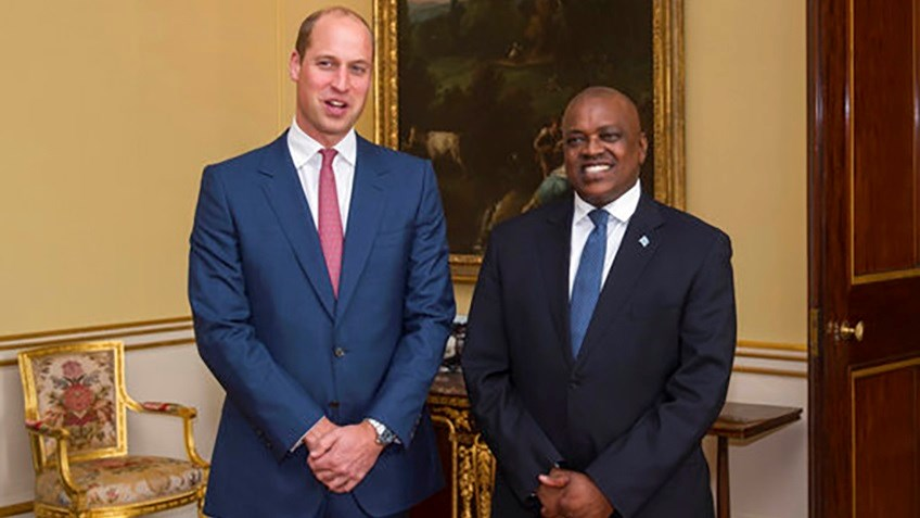 Prince William Notes Conservation Case for Hunting Botswana