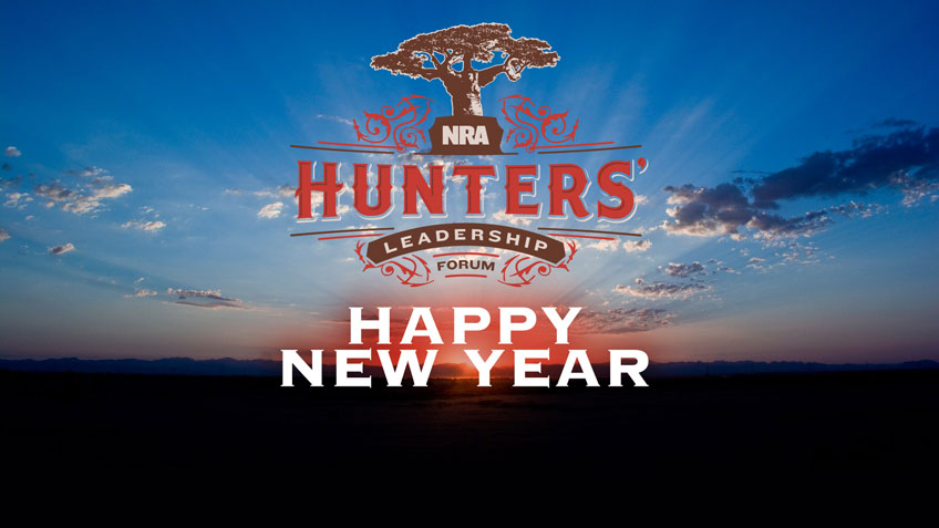 The NRA Hunters' Leadership Forum Year in Review