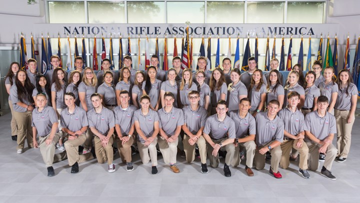 Apply by Jan. 25 for the 2019 NRA Youth Education Summit