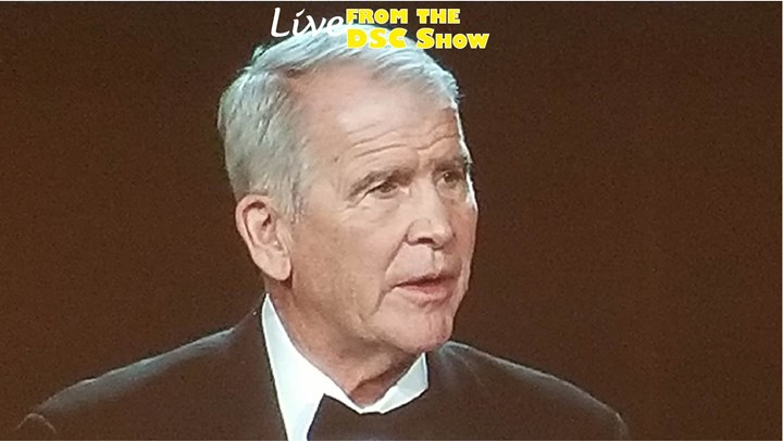 NRA's Oliver North Delivers Keynote Address at DSC Show