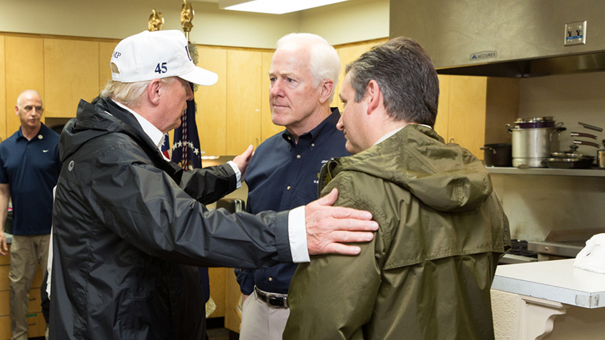 Senators Cornyn and Cruz Kick off Texas Rifle Assn's Centennial