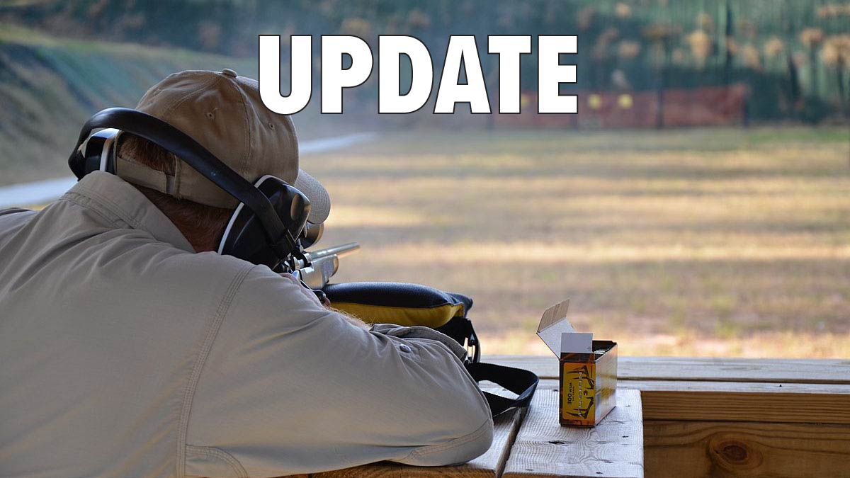 Legislation Encourages Target Practice and Marksmanship Training