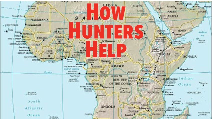 Trophy Hunting's Crucial Role in Africa