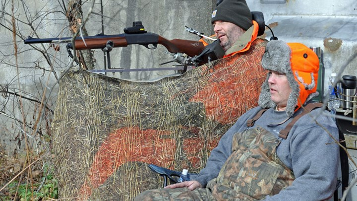NRA's Adaptive Shooting Program Aids Disabled Hunters