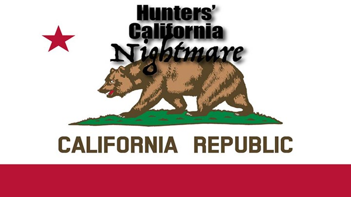 California Dreaming Marks Nightmare for Hunting, Conservation