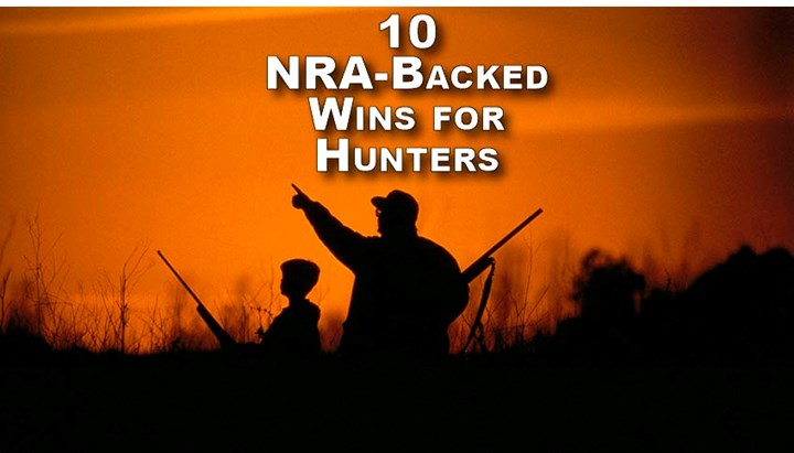 NRA 2019: Another Year of Working for American Hunters