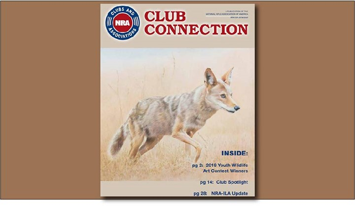 Shooting Clubs Benefit from NRA Club Connection Magazine
