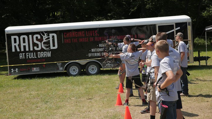 Youth Archery Camps Change Lives One Arrow at a Time