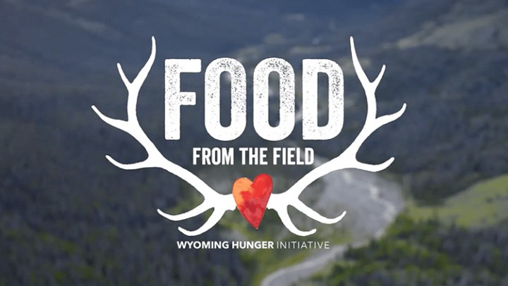 Wyoming Hunger Initiative's Food from the Field logo